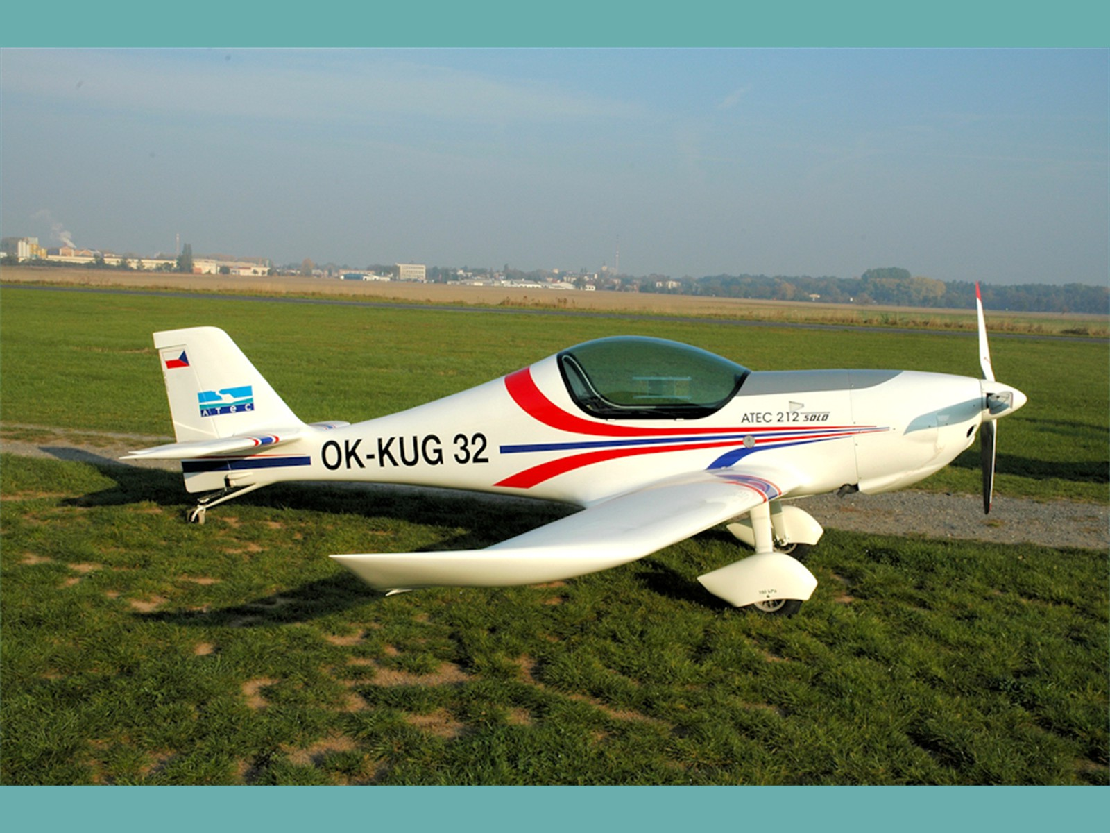 Atec Solo 212 - Atec Aircraft Belgium