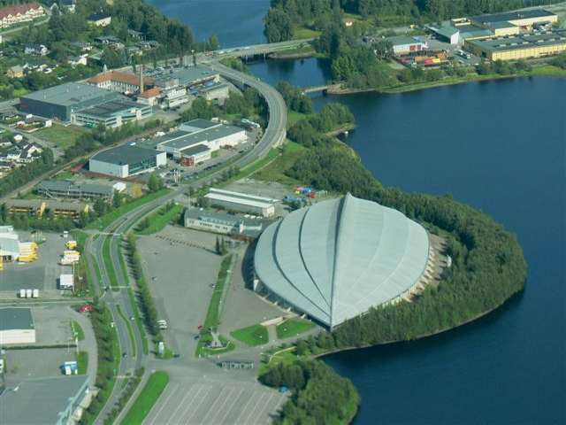 Hamar olympic stadium